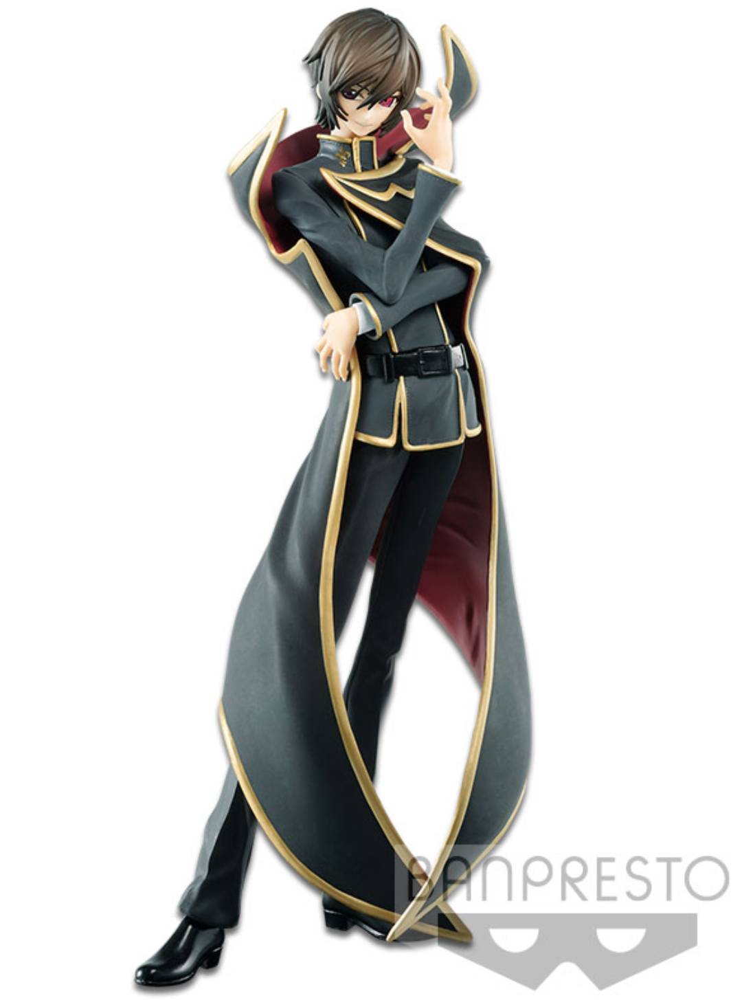 Code Geass: Lelouch of the Rebellion - Lelouch Lamperouge EXQ 24 cm Figur
