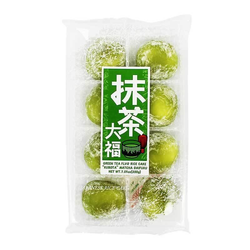 Mochi - Klebreiskuchen - Green Daifuku 360g