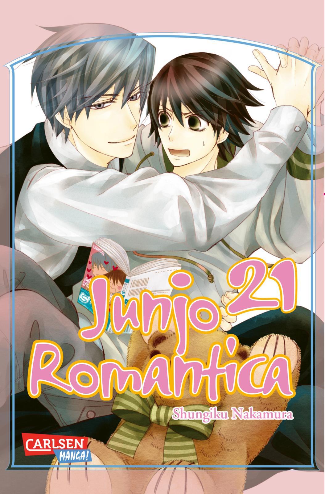Junjo Romantica 21 Manga