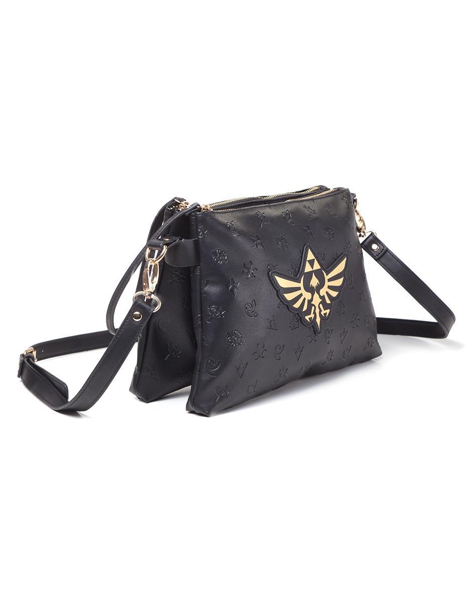 The Legend of Zelda Hyrule Logo Handtasche