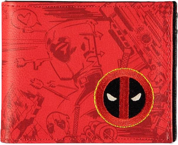 Deadpool - Graffiti - Geldbeutel