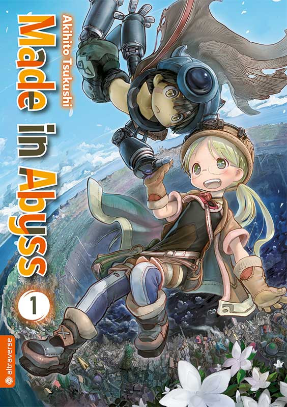 Made in Abyss 1 Manga