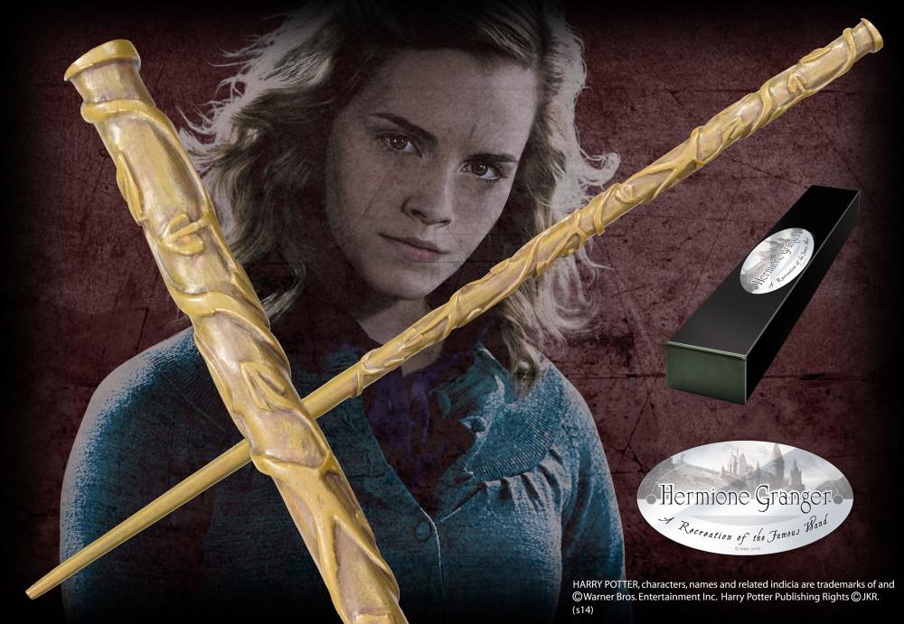 Harry Potter Hermine Granger Charakter-Edition Zauberstab