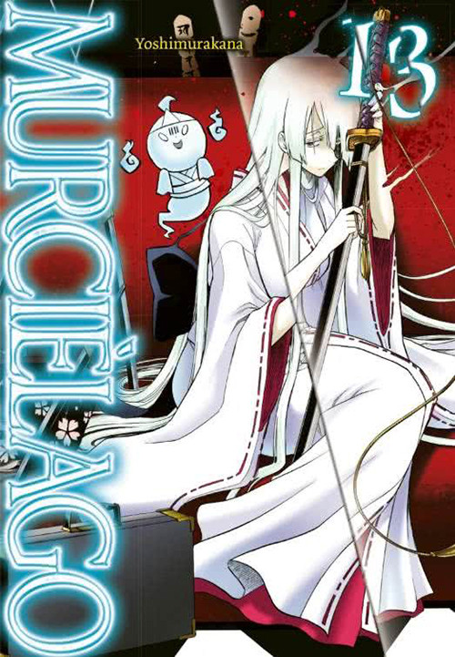 Murciélago 13 Manga
