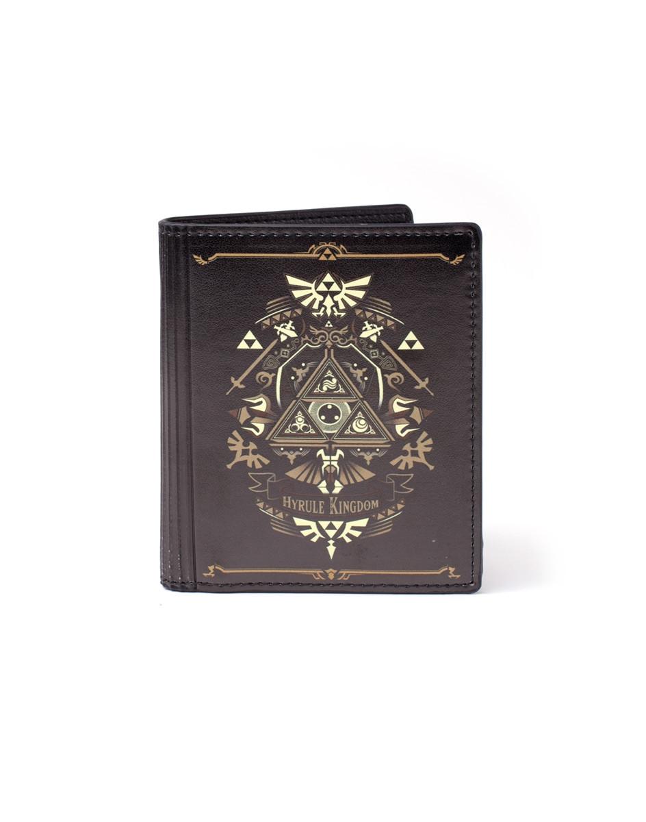 The Legend of Zelda Königreich Hyrule Portmonee
