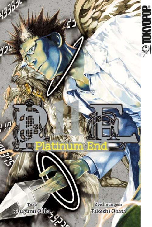 Platinum End 11 Manga