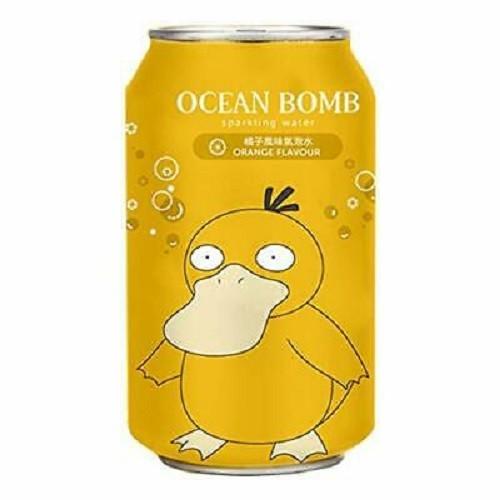 Ocean Bomb Enton Pokemon Orange 330ml Dose