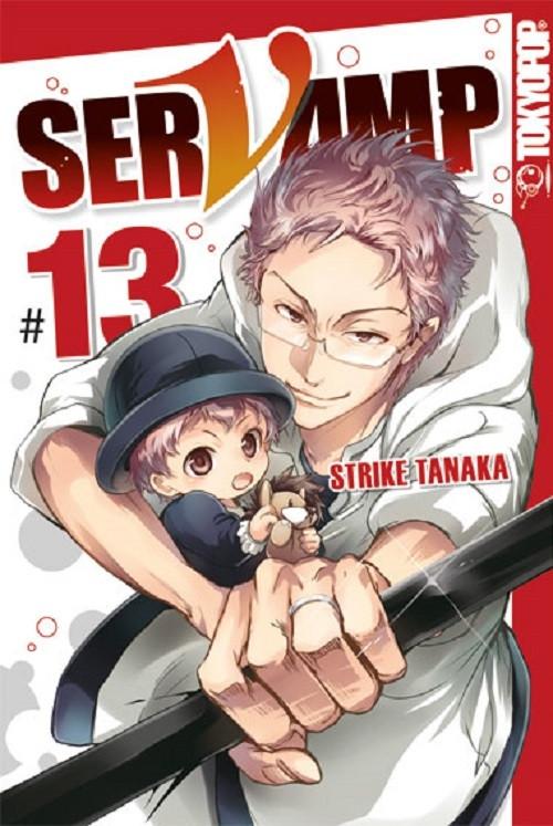Servamp 13 Manga