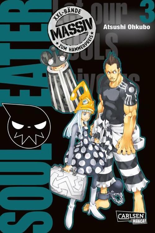 Soul Eater Massiv 3 Manga