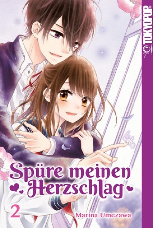 Spüre meinen Herzschlag 2 Manga