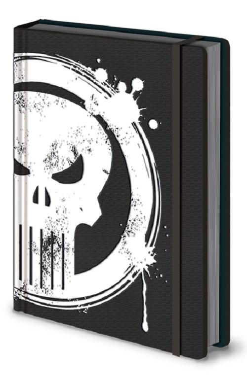 Marvel Punisher A5 Premium Notizbuch