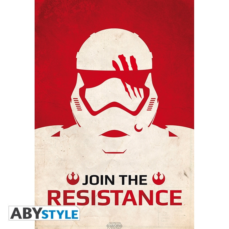 Star Wars Join the Resistance 91,5x61cm Poster