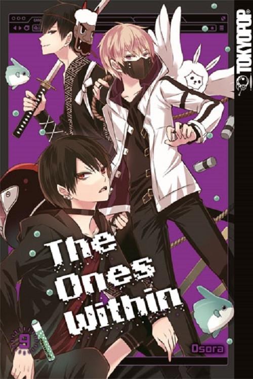 The Ones Within 9 Manga