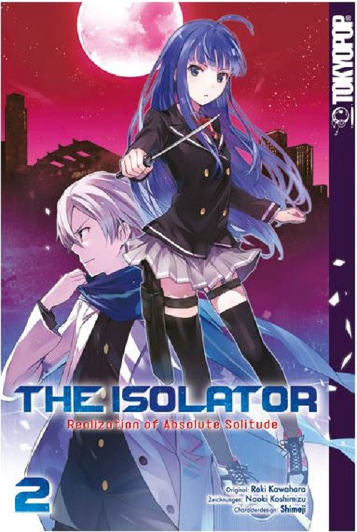 The Isolator – Realization of Absolute Solitude 02