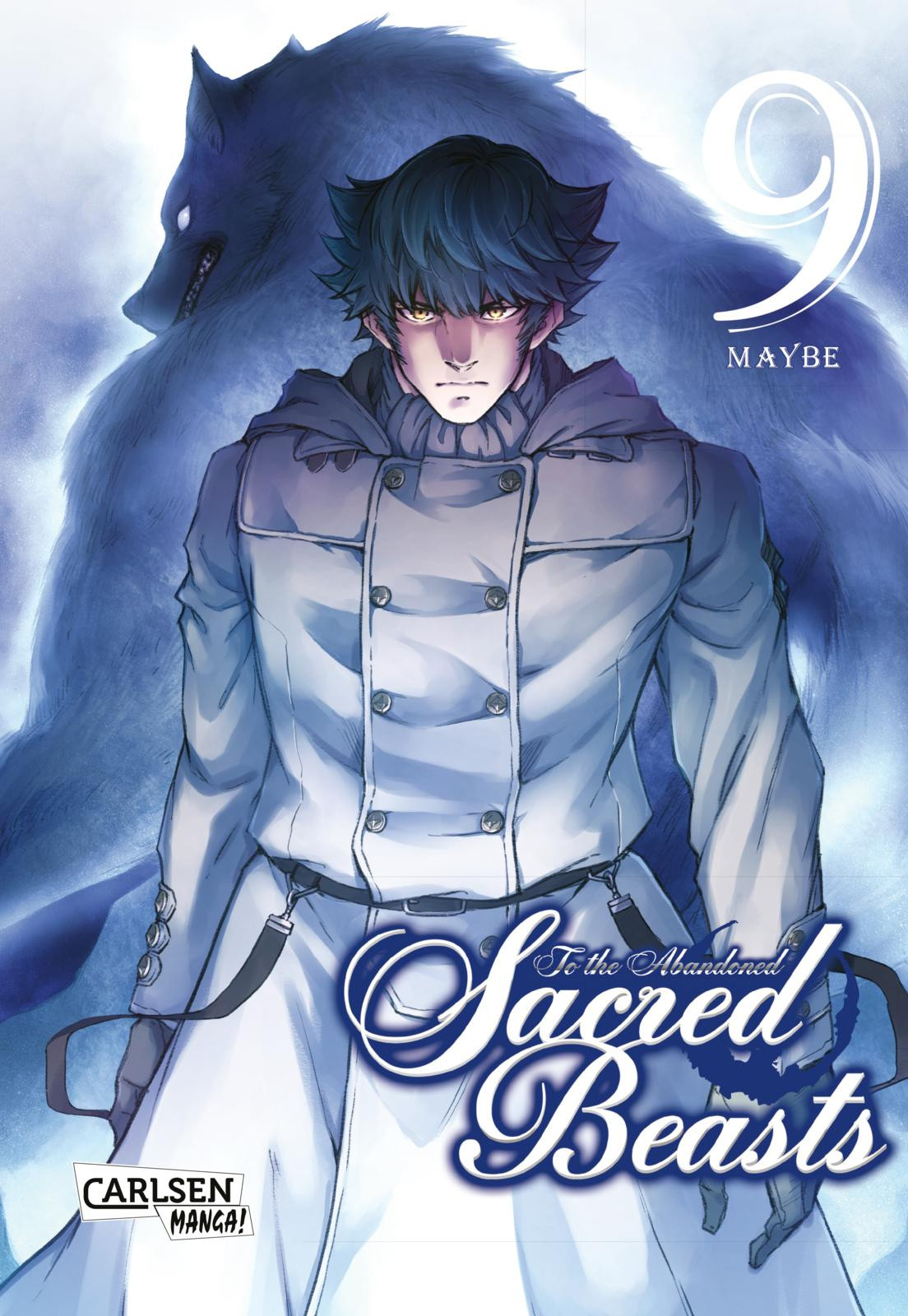To the Abandoned Sacred Beasts 9 Manga