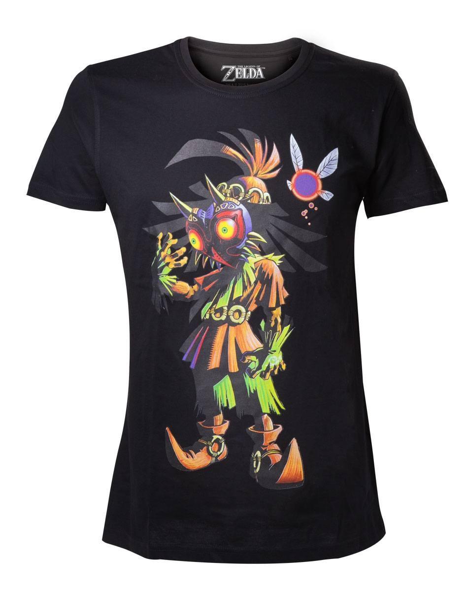 The Legend of Zelda Majora's Mask Skull Kid T-Shirt Größe M