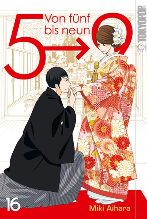 Von fünf bis neun 16 (Abschlussband) Manga