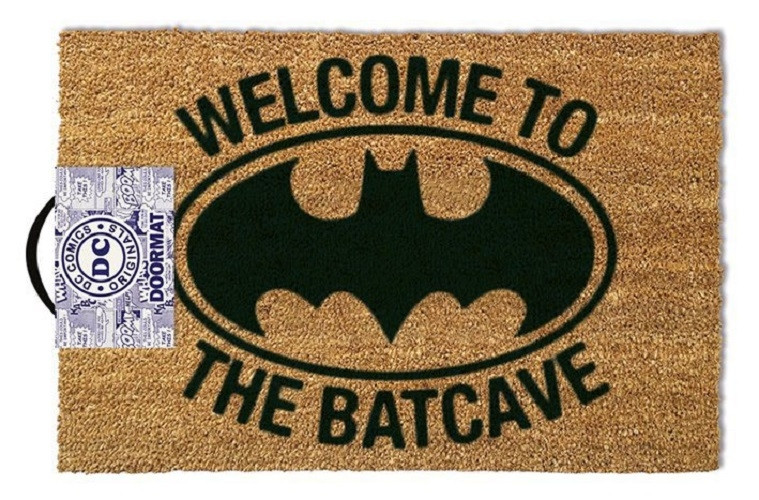 DC Comics Welcome To The Batcave 40 x 60 cm Fußmatte