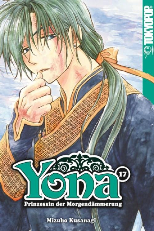 Yona - Prinzessin der Morgendämmerung 17 Manga