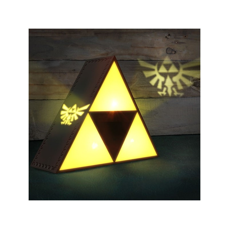 The Legend of Zelda Triforce USB-Lampe