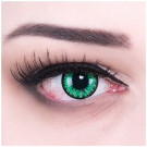Green Flower Kontaktlinsen