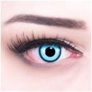 Blue Lunatic Kontaktlinsen