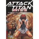 Attack on Titan  - Before the Fall 1 Manga