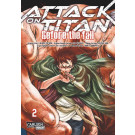 Attack on Titan  - Before the Fall 2 Manga