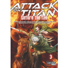 Attack on Titan  - Before the Fall 3 Manga
