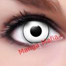 White Eyes Kontaktlinsen