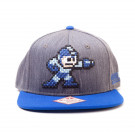 MegaMan Snap Back Hip Hop Kappe