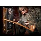 Der Hobbit: Eine unerwartete Reise 1/1 Replik 23cm Gandalfs Pfeife