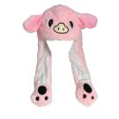 Mage World Happy Ears Schweinchen Mütze
