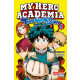 My Hero Academia Team Up Mission 1 Manga