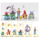Pokemon Scale World - Kanto Set Zufalls-Figuren