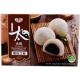Mochi - Klebreiskuchen - Sesam mit Kokosraspeln in Geschenk-Box 210g Snack